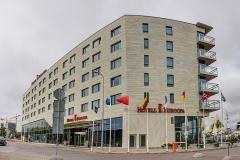 Hotell Euroopa, siseviimistlustööd aastal 2007