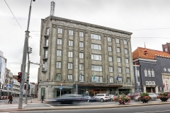 Hotell Palace, siseviimistlustööd
