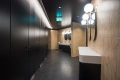 Solarise keskuse tualettruumide renoveerimine