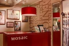 Mosaic, Forum