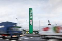 Prisma reklaamtorni rekonstrueerimis- ja viimistlustööd